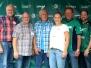 85 Jahre Handballsparte TuS Bergen - Party im Kaffeegarten Sülze am 26.08.2017