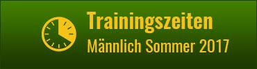 Trainingszeiten Sommer 2017 männlich