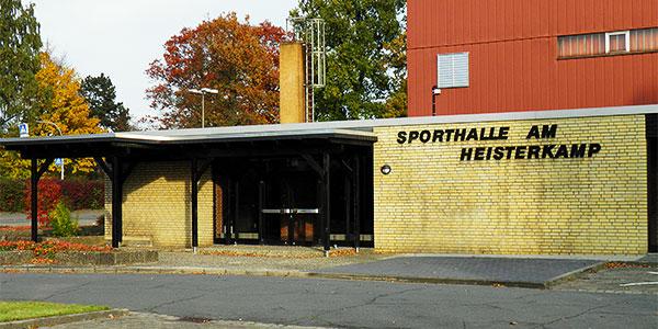 Sporthalle am Heisterkamp
